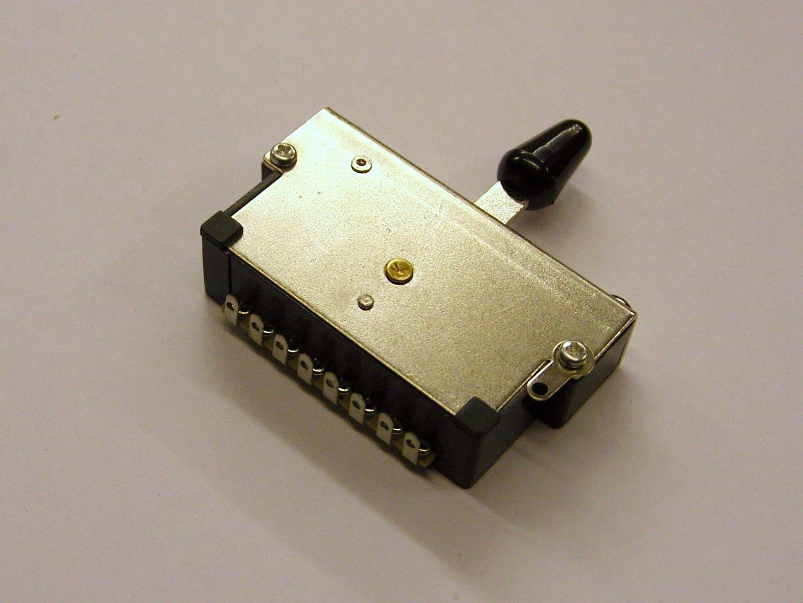 3 Way Enclosed Selector Switch Ym 30 Strat Tele Type Ep 4475 000 Electronics
